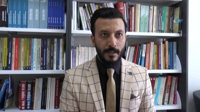 """Doç. Dr. Bolat: """"İran, Suriye politikasıyla İslam devleti söylemine aykırı hareket etti"""""""