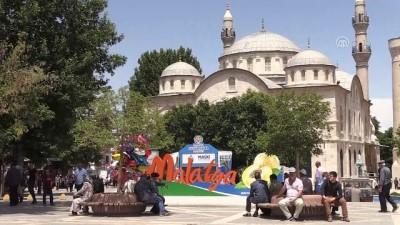muhabir - Ecdat yadigarı Toptaş Camisi yeniden ibadete açıldı - MALATYA