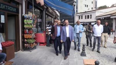 toplanti - İçişleri Bakan Yardımcısı İsmail Çataklı - BİTLİS