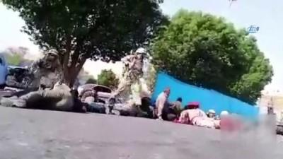 - İran'da Askeri Geçit Töreninde Terör Saldırısı