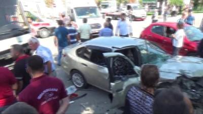 ozel hastaneler -  Isparta'da trafik kazasında can pazarı: 9 yaralı
