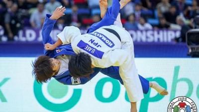 Judo tarihinde ilk defa iki kardeş judocu aynı gün dünya şampiyonu oldu