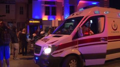 ozel harekat polisleri -  Kadıköy'de gece kulübünde silahlı kavga: 1 yaralı