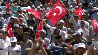Kırşehir'de Ahilik Haftası Kutlamaları Devlet Töreni yapıldı