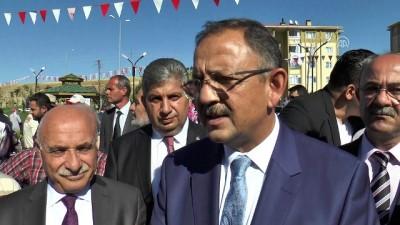 cumhurbaskanligi - Özhaseki: 'Devlet Bey'in ısrarla altını çizdiği konularda kayıtsız değiliz' - KAYSERİ