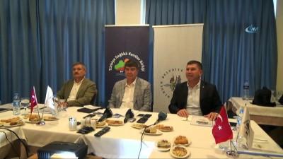 toplanti -  Sağlıklı Kentler Birliği'nin 2019 yılı performans konuları, Burdur'da karar bağlanacak