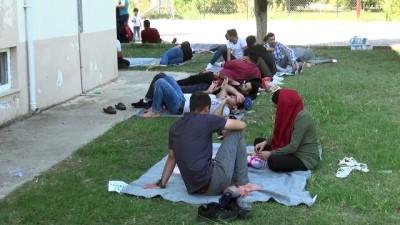 Seydikemer Jandarma'dan mülteci operasyonu