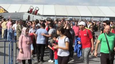 TEKNOFEST, üçüncü gününde ziyaretçilerini ağırlıyor - İSTANBUL
