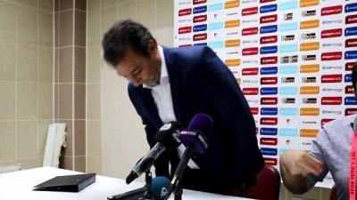 toplanti - Tetiş Yapı Elazığspor-Kardemir Karabükspor maçının ardından - ELAZIĞ