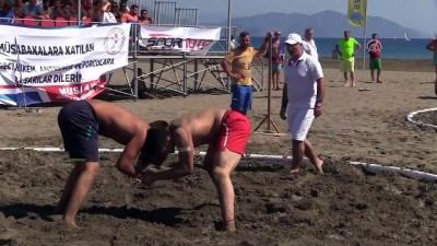 sampiyon - 'Türkiye, plaj güreşiyle ünlü olacak' - MUĞLA