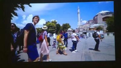 baskent - Türkiye'yi gezen Amerikalı öğrenciler tecrübelerini anlattı - WASHİNGTON