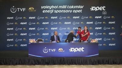 TVF'nin enerji sponsoru OPET oldu - İSTANBUL