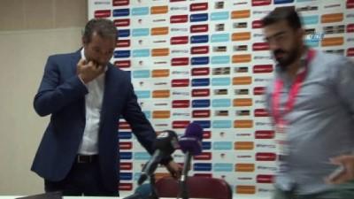 toplanti - TY Elazığspor - K.Karabükspor maçının ardından