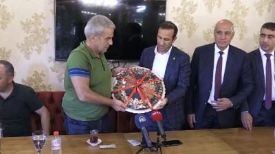 spor musabakasi - Yeni Malatyaspor-Çaykur Rizespor maçı öncesi dostluk mesajları - MALATYA