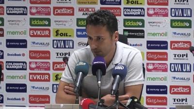 Akhisarspor-Galatasaray maçının ardından - Akhisarspor Teknik Sorumlusu Kavçak - MANİSA