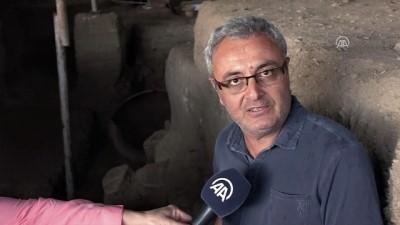 Antandros'ta 'pitos mezar'lara rastlandı - BALIKESİR