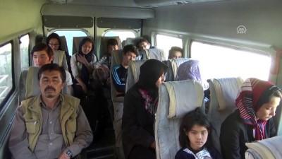 Ayvacık'ta 52 düzensiz göçmen yakalandı - ÇANAKKALE