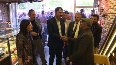 Bakan Kurum, Dağlıca ve Tuğtepe üs bölgelerini ziyaret etti - HAKKARİ
