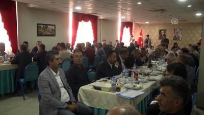Bakan Kurum: 'Vatandaşın parasını PKK terör örgütüne harcadılar' - HAKKARİ