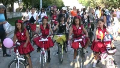 - Bisiklet turunu, boğularak öldürülen Fulya'ya adadılar