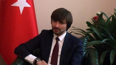 muhabir - Çin ve Türkiye afetler konusunda iş birliğini artıracak - PEKİN