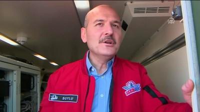 İçişleri Bakanı Soylu, TEKNOFEST'te (2) - İSTANBUL