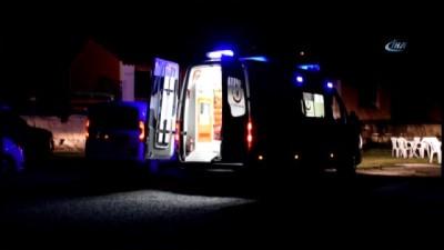 polis -  İş yerine pompalı tüfekle saldırı: 1 yaralı
