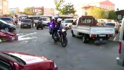 polis - Keşan'da motosiklet denetimi - EDİRNE