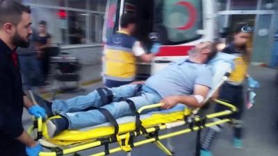 mermi -  - Konya'da yol verme kavgası kanlı bitti: 2 yaralı