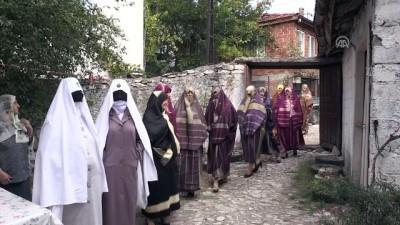 Safranbolu'nun düğün geleneği kayıt altına alınıyor - KARABÜK