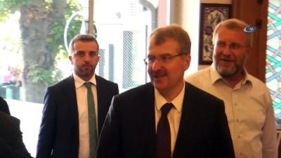 Sağlık Bakan Yardımcısı Halil Eldemir: 'Sağlıkta 2002'den bugüne önemli reformlar yaptık'