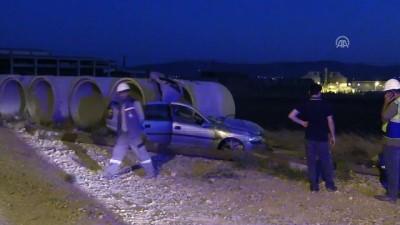 trafik kazasi - Trafik kazası: 1 ölü, 1 yaralı - KAHRAMANMARAŞ