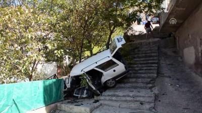trafik kazasi - Trafik kazası: 1 ölü - GÜMÜŞHANE