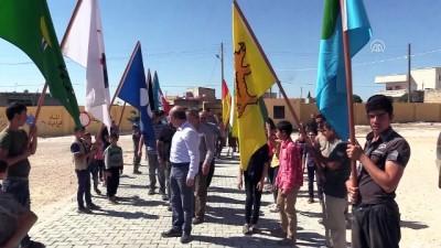 Türkiye'nin Suriye'deki eğitime desteği sürüyor - AFRİN
