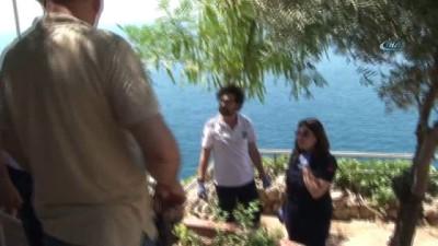 anit mezar -  Antalya Gazeteciler Cemiyeti'den İHA'ya 3 ödül