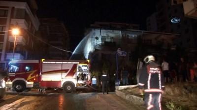 trol -  Başkent'te ev yangını Haberi