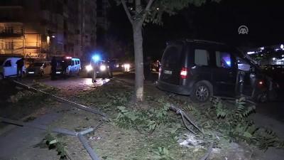Başkent'te yaralamalı trafik kazası - ANKARA Haberi