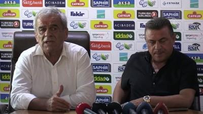 Çaykur Rizespor'da yeni başkan Hasan Kartal - RİZE