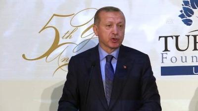 Erdoğan: 'Suriyeli sivilleri Esed rejiminin insafına terk etmedik' - NEW YORK