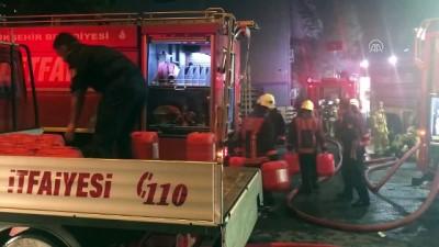 Esenyurt'ta fabrika yangını - İSTANBUL