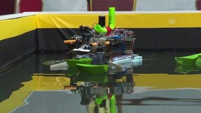 Fatih Sultan Mehmet'ten ilham aldılar fetih robotu yaptılar - İSTANBUL Haberi