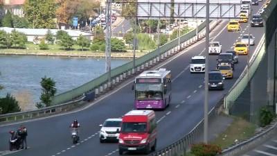 akilli ulasim - 'İstanbul'da trafiğin yüzde 17 rahatladığını görebilmekteyiz' - İSTANBUL