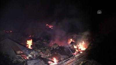 trol - Kastamonu'da yangın - KASTAMONU Haberi