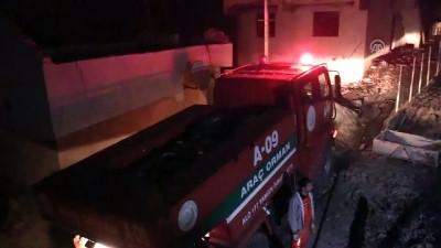 trol - Kastamonu'daki yangın kontrol altına alındı - KASTAMONU Haberi
