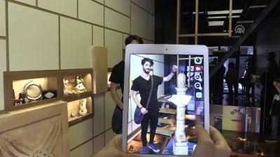 cep telefonu - Mardin turizminde 'artırılmış gerçeklik' dönemi