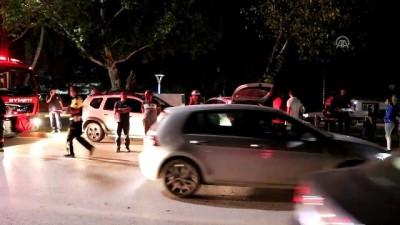 Üç aracın karıştığı trafik kazası: 3 yaralı - ELAZIĞ Haberi