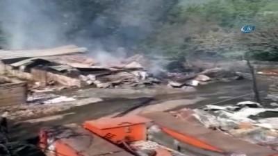 gecmis olsun -  Vali, 9 evin yandığı köyde incelemelerde bulundu
