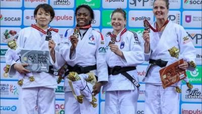 Vedat Albayrak Bakü Dünya Judo Şampiyonası'nda bronz madalya kazandı