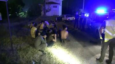 Yunanistan'dan bazı kaçakların 'geri itildiği' iddiası - EDİRNE