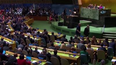 - ABD Başkanı Trump BM'de konuşma sırasını kaçırdı